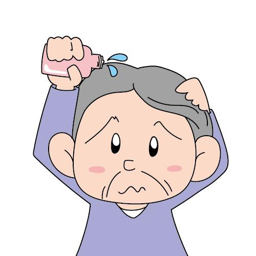 薄毛予防には生活習慣を見直すこと